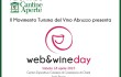 web and wine day