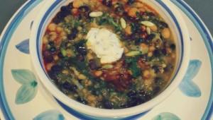 zuppa di cereali Francesca