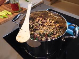zuppa di grano Francesca