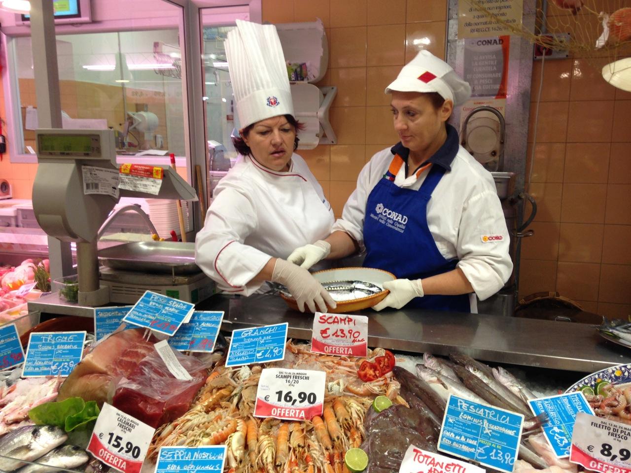 Ai bambini piace il pesce azzurro se a cucinarlo è la chef Enza ...