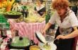 Irma Cauli nel cooking show alla Conad di via Milano Pescara