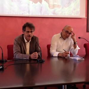 Da sx Roberto Di Vincenzo e Raffaele Cavallo