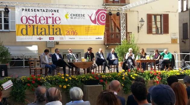 osterie d'Italia 2015