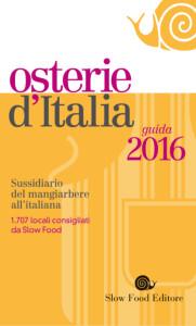 osterie d'Italia 2016
