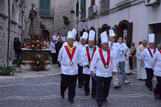 Festa Dei Cuochi Villa Santa Maria