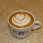 Darip Ciarlantini dimostrazione Latte Art da Caprice Pescara01