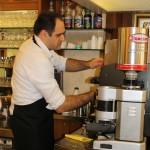 Darip Ciarlantini dimostrazione Latte Art da Caprice Pescara12