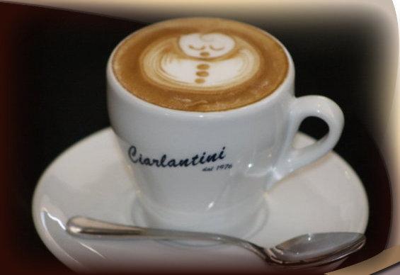 caffè latte art