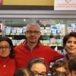 La chef Roberta Guidi alla Conad di via Milano Pescara03