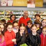 La chef Roberta Guidi alla Conad di via Milano Pescara04