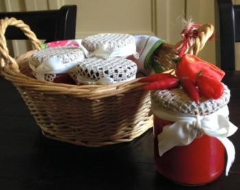 marmellata peperoni rossi