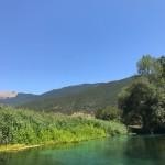 Il fiume Tirino aspetta