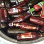pomodori bottiglie