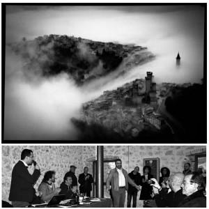 la premiazione da Paesaggi d'Abruzzo